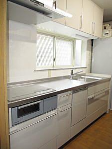 新キッチン2