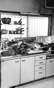 キッチン:ビフォー