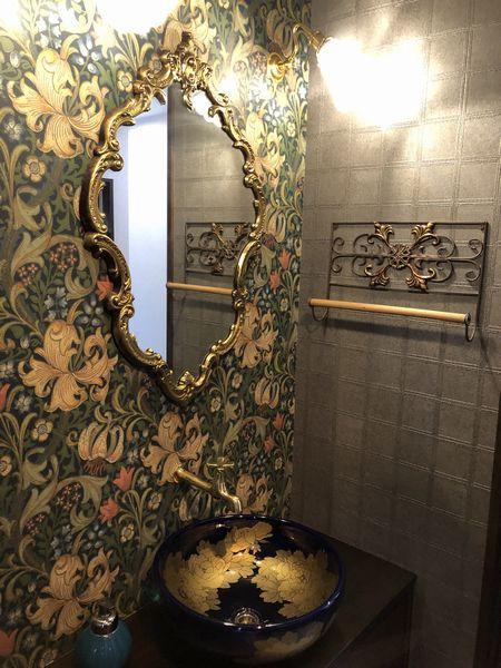 トイレ 手洗いボール