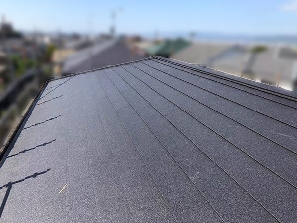 施工後:大屋根2