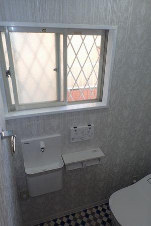 アラウーノ手洗いコンパクトタイプ自動水栓