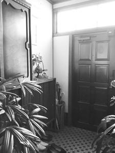 玄関:ビフォー