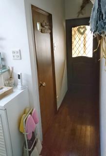 施工前:トイレ・ドア