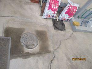 排水管・会所(桝)等の改修工事:枚方市Y様邸