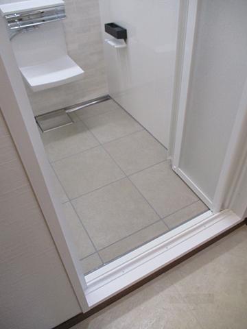 施工後:浴室2