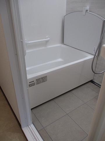 施工後:浴室3