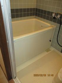 施工前:浴室2