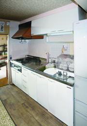 施工前:キッチン1
