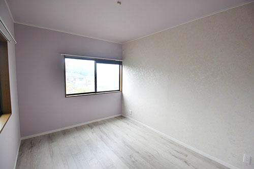 施工後:居室1