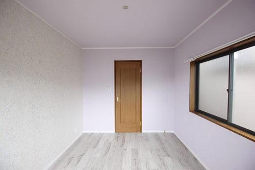 施工後:居室2