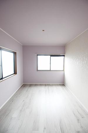 施工後:居室3