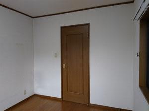 施工前:居室1