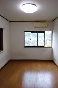 施工前:居室2
