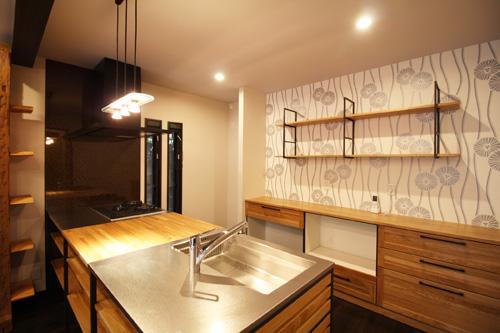 キッチン:アフター