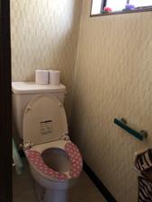 トイレ:ビフォー