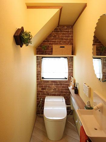 施工後:トイレ1