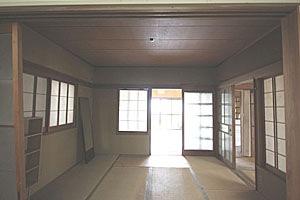 施工前:和室2