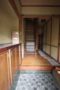 施工前:玄関ホール