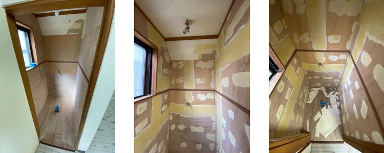 和式から洋式トイレ3