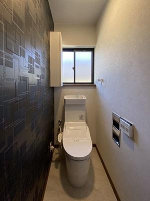 施工後:2Fトイレ
