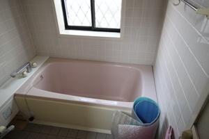 施工前:浴室